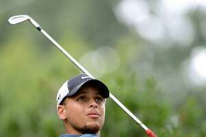 Stephen Curry's next tee time might have to wait - Photo