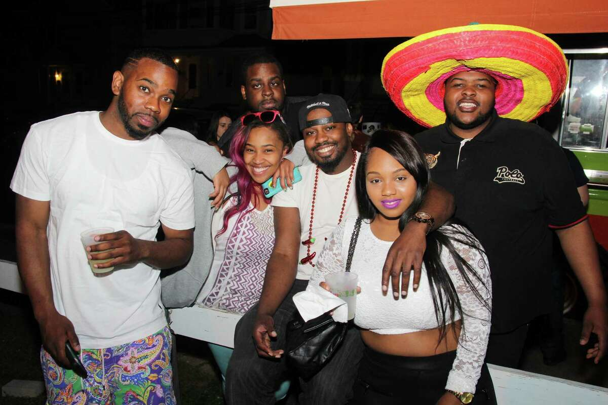 Taco Loco in Bridgeport celebrated Cinco de Mayo 2015 with food and drink specials, live music, a food truck and more. Were you SEEN?