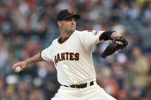 Vogelsong rebounds in Giants' third consecutive shutout win - Photo