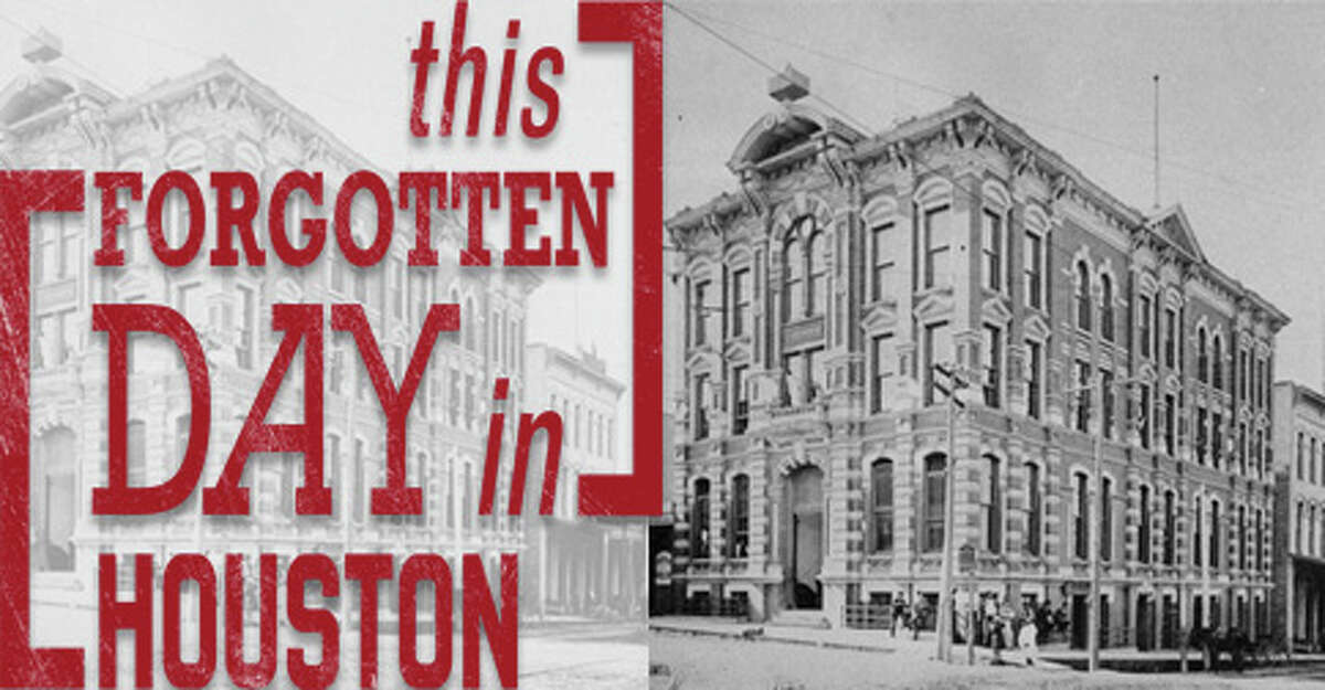 We do a bad job of keeping it, but Houston has plenty of history if you're willing to get lost in it. We've collected a list of some of the oldest buildings in our area and old-timey photos of the locations.Name: Houston Cotton ExchangeBuild date: 1884Location: 202 Travis Street