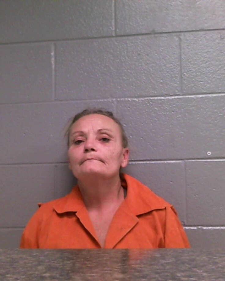 Kimberlee Annett Blankinship, 54, of Kirbyville is wanted on a burglary of a habitation warrant.  Photo: Jasper County Sheriff's Office