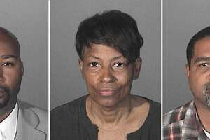 State official, 2 others charged in case of fake police force - Photo