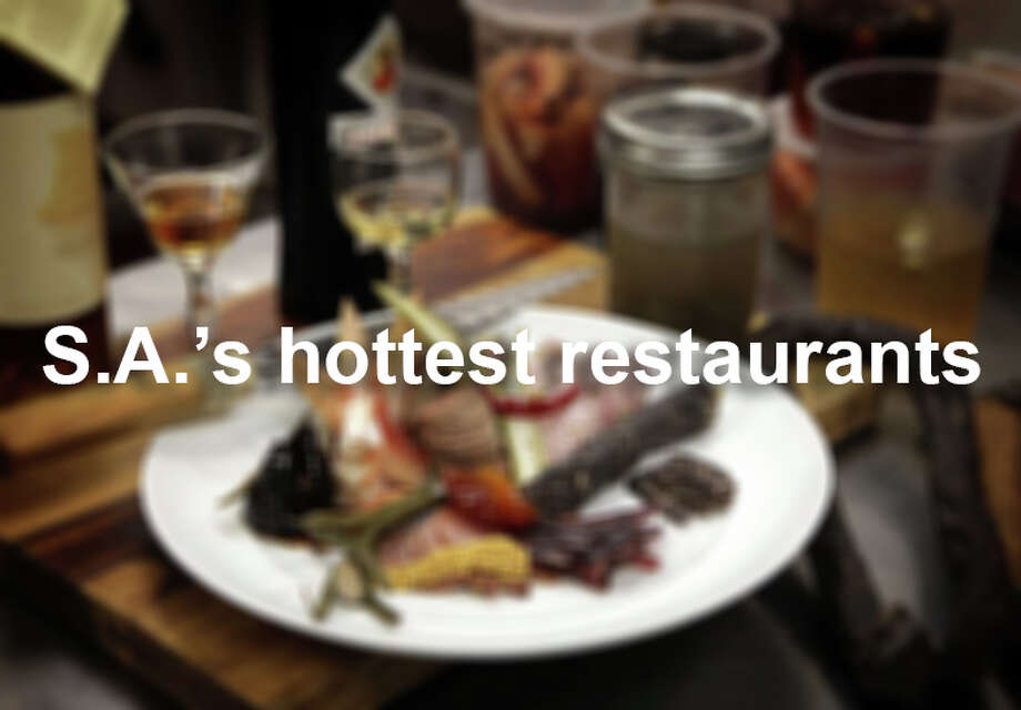 Zagat paid some overdue respect to San Antonio's growing food scene, naming it one of America's Hot Food Cities. Click ahead to see the chefs and restaurants raising S.A.'s profile. Photo: BOB OWEN, San Antonio Express-News / © 2012 San Antonio Express-News