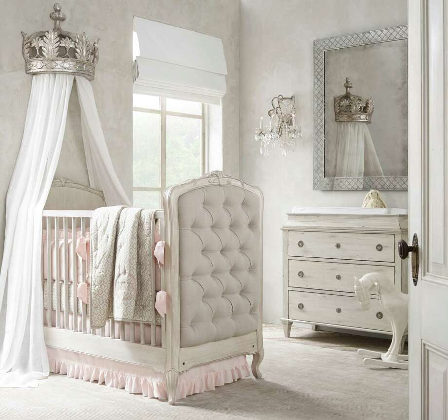 home goods to create a nursery fit for royalty houston. Black Bedroom Furniture Sets. Home Design Ideas