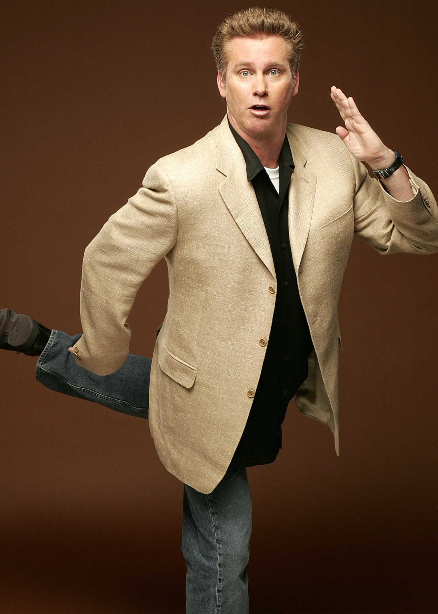 Golf Cars For Sale >> Brian Regan's humor very unedgy