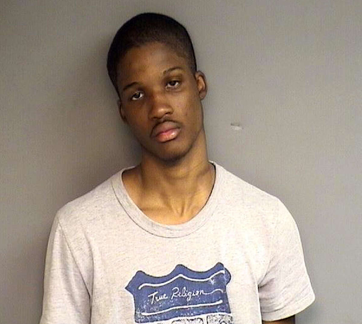 Cadeim Beckford, 20, of Carpenter Avenue in The Bronx was taken into custody by Stamford police Tuesday, May 5, 2015, and extradited to New York, where he was wanted on gun trafficking charges. Police alleged that he is a member of the Bloods in New York City.