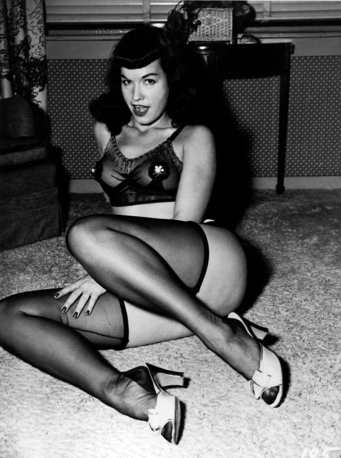 Bettie Page And Celebrity Look-alikes