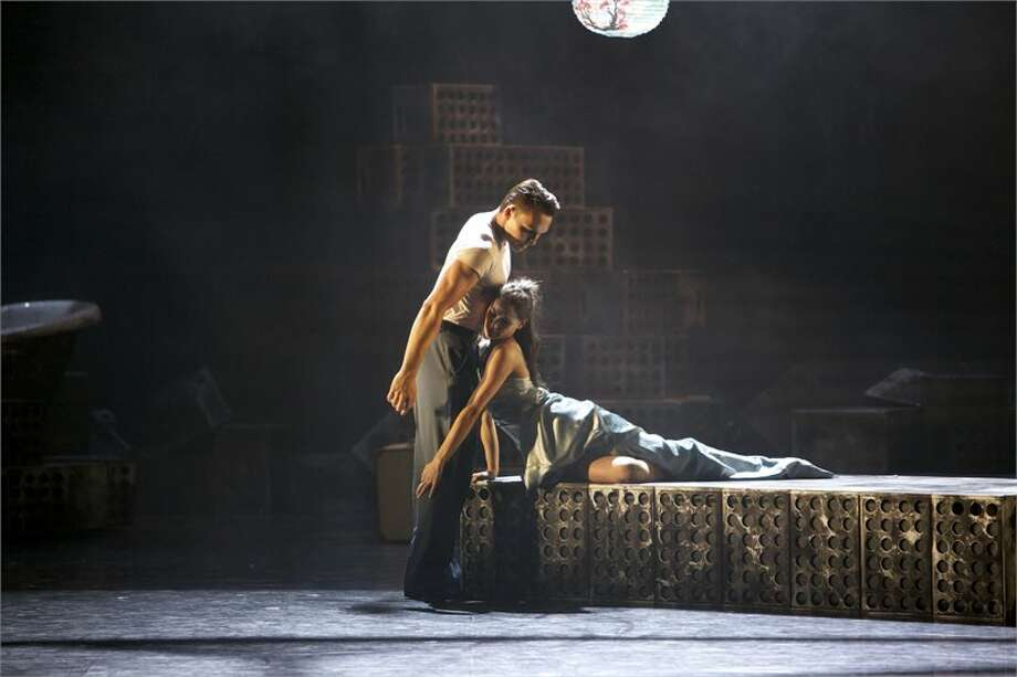 """The Scottish Ballet Company will perform """"A Streetcar Named Desire"""" at the Tobin Center for the Performing Arts as part of the Arts San Antonio season. Photo: Courtesy Photo / Courtesy Photo"""