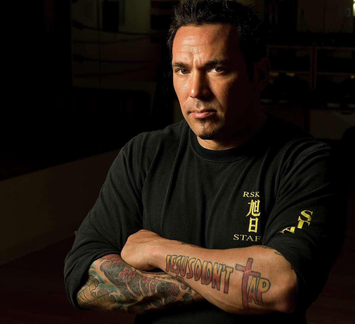 Jason David Frank, who rose to fame as the