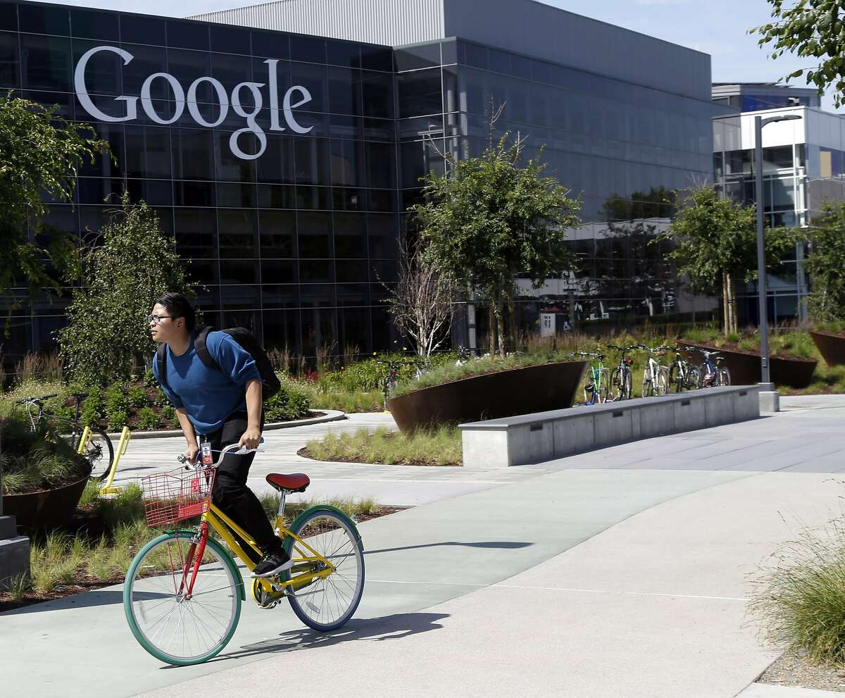 """Google Google's name is a play on the word """"googol,"""" or the mathematical term for one followed by 100 zeroes, according to the company website. It reflects co-founders Larry Page and Sergey Brin's mission to """"organize a seemingly infinite amount of information on the web."""""""