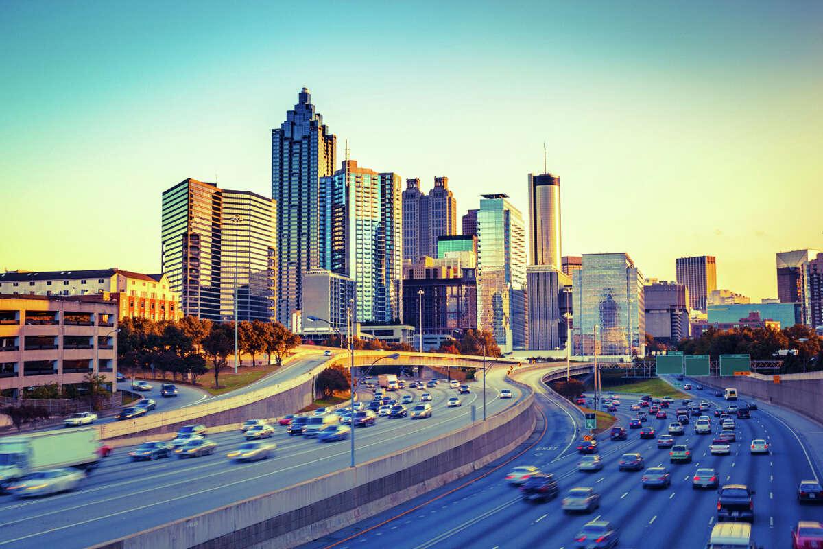10.Atlanta - 29.2 minutes