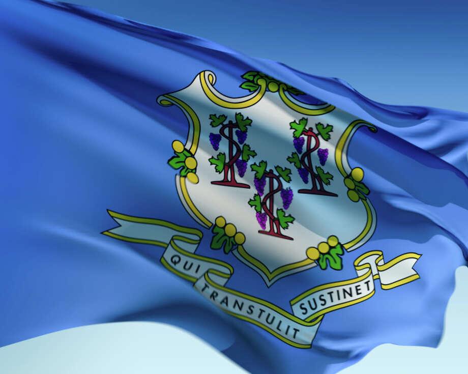 State Flag: Flag of Connecticut Photo: BjArn Kindler, Getty Images / (c) BjArn Kindler