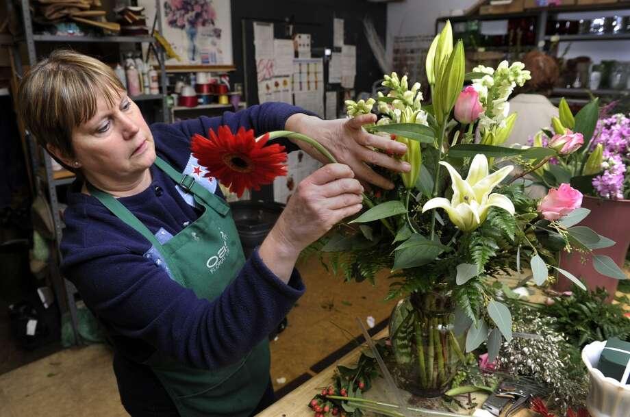 Judd's Flowers   Route 6 Plaza, 60 Newtown Rd, Danbury, CT 06810. (203) 744-1831 Photo: Carol Kaliff