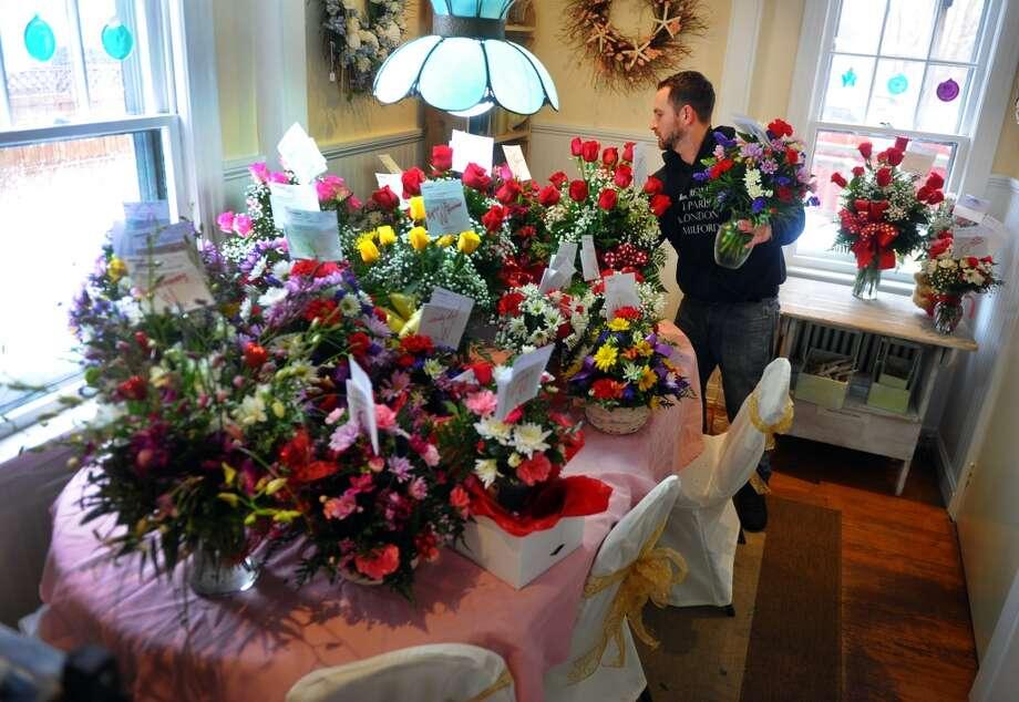 Beachwood Florist   325 New Haven Ave, Milford, CT 06460 (203) 878-3717 Photo: Christian Abraham