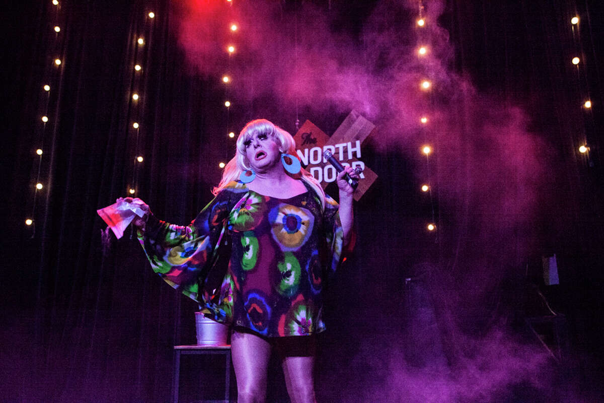 Drag queens from across the globe traveled to Austin last weekend for the 2015 International Drag Festival for performances and drag culture.