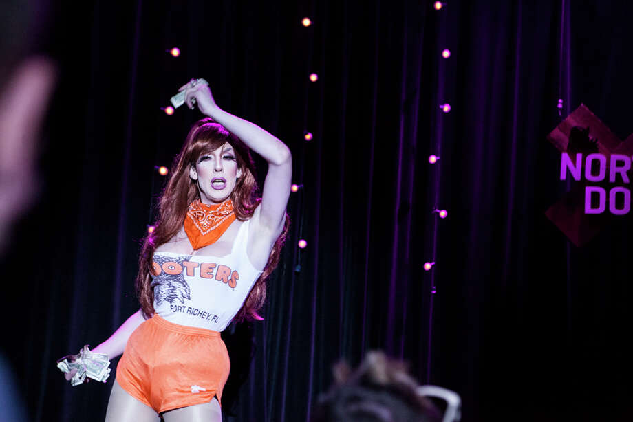 Drag queens from across the globe traveled to Austin last weekend for the 2015 International Drag Festival for performances and drag culture. Photo: Courtesy Photo/Santiago Felipe