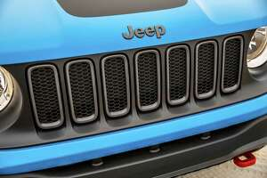 Jeep Renegade Trailhawk proves highly capable - Photo