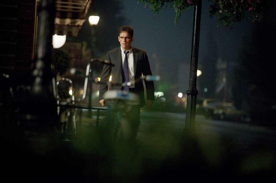 Matt Dillon plays a Secret Service agent in Fox's 'Wayward Pines', one of the creepy new offerings on TV this summer.  WAYWARD PINES:  Matt Dillon as Ethan Burke.  @2014 Fox Broadcasting Co.  Cr:  Liane Hentscher/FOX Photo: Fox / Fox