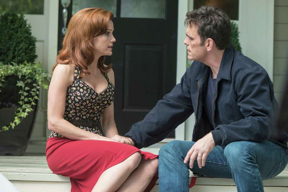 "1. ""Wayward Pines"": Because of the title, which also is the name of the picturesque, tree-lined town where the series is set, and the handsome government agent (Matt Dillon, pictured with co-star Carla Gugino) trying to make sense of the disturbing situations he encounters, many have compared this drama to ""Twin Peaks."" The more you see of ""Pines,"" however, the more you'll notice a claustrophobic vibe closer to ""The Prisoner"" series of the late '60s. Debuts 8 p.m. Thursday on Fox. Photo: Fox"