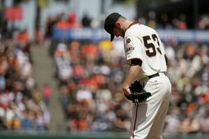 Giants lose to Padres 9-1 — streak ends at 29 innings - Photo