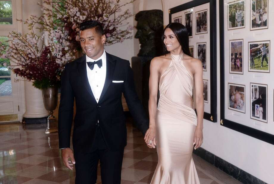 Seahawks Russell Wilson And Wife Ciara Announce Investment In