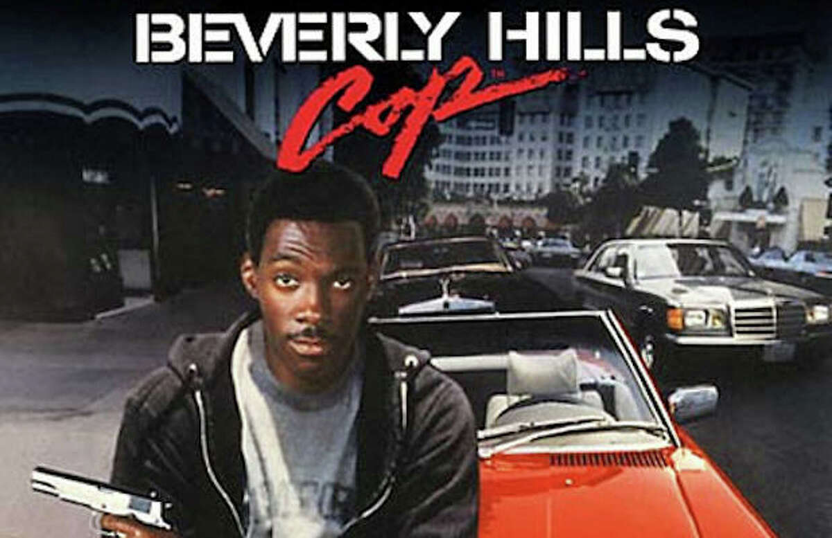 Beverly Hills Cop 2 (1987)Leaving Oct. 1Axel Foley returns to Beverly Hills help investigate a near-fatal shooting.