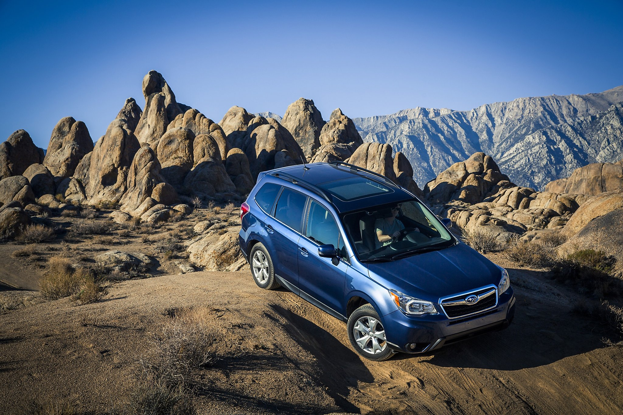 12 perfect vehicles for holiday road trips