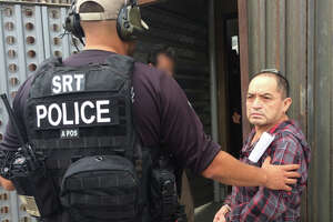 Fugitive wanted in '91 massacre, turned over to Mexican officials - Photo