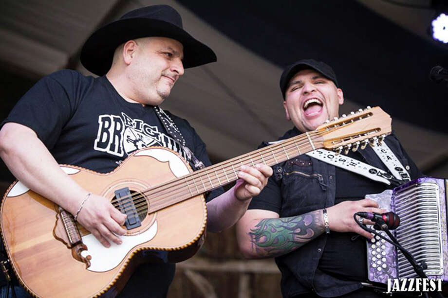 Max Baca & Los Texmaniacs Photo: Courtesy Photo