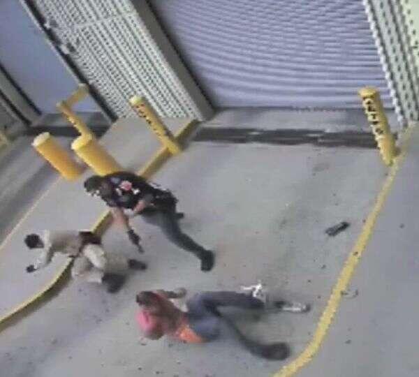 Fatally Shooting A Handcuffed Prisoner El Paso, Texas