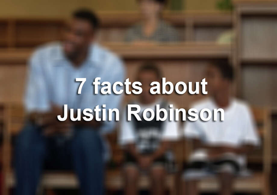 David Robinson's son, Justin, is headed to Duke with a full scholarship for basketball. While his athletic skills aren't surprising, here are seven facts about the youngest Robinson son that you probably didn't know. Photo: WILLIAM LUTHER, File / SAN ANTONIO EXPRESS-NEWS