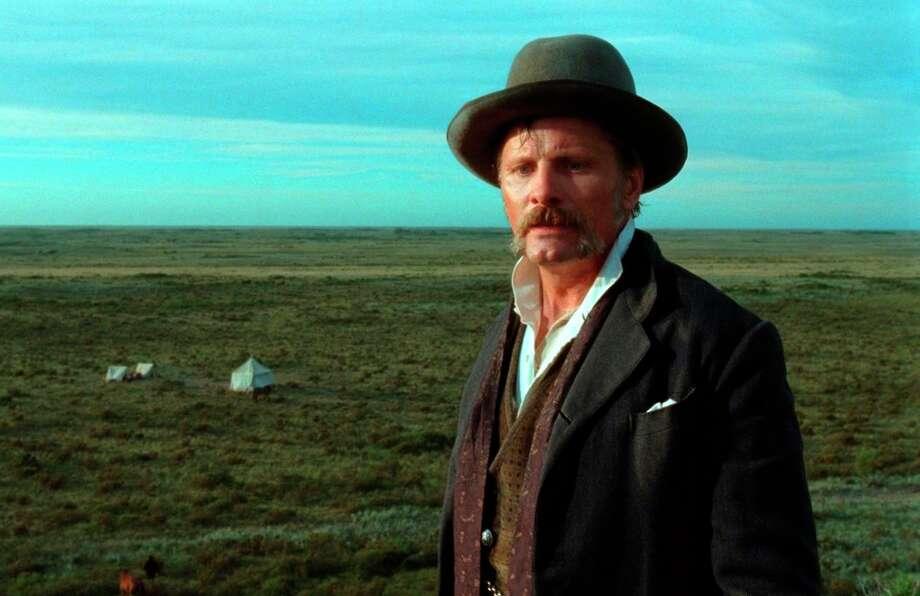 "Viggo Mortensen plays a Danish engineer in 19th century Patagonia in the Argentine film ""Jauja."" Photo: Cinema Guild / Cinema Guild / ONLINE_YES"