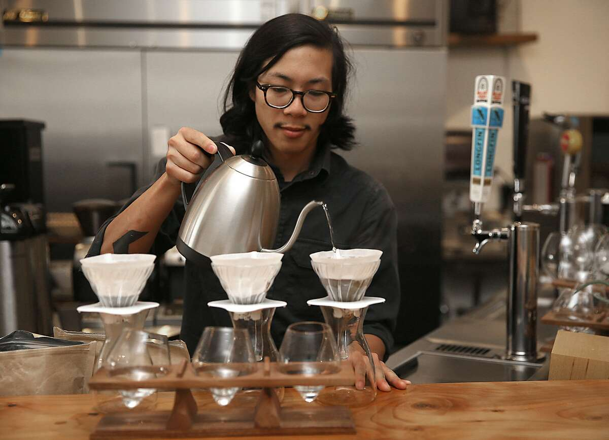 Who's got a better coffee scene than San Francisco? Click ahead to find out...