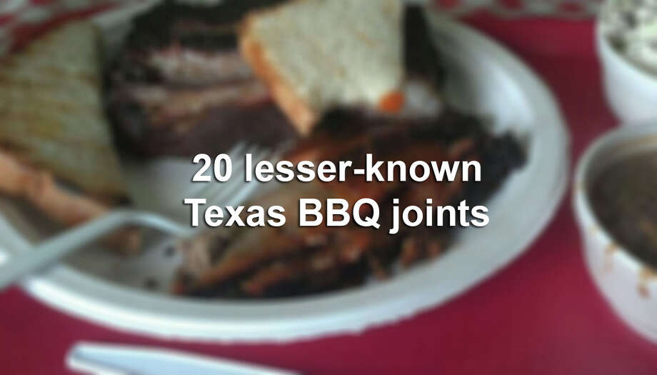 Texas is known for its tender brisket, fall-off-the-bone ribs and tasty sides. Down here, it is easy to find great barbecue joints anywhere, even if they aren't nationally recognized. The Chive listed 20 awesome barbecue restaurants that do not get the attention they deserve, but yet they are are-so tasty. Keep clicking to see which Texas eateries made the list. Photo: File