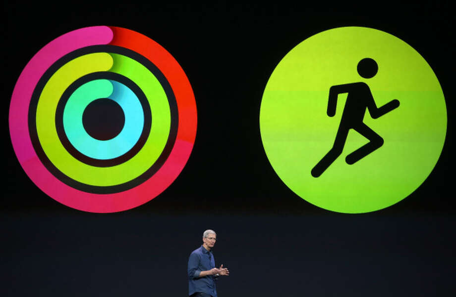 A survey conducted by Research Now asked 109 Apple Watch users how they used their devices from May 19 to 28 — roughly a month after the watch first became available. It found that 72 percent have used the watch for fitness tracking. (The survey has a margin of error of 10 percent.)Click through to see other popular ways to use the Apple Watch. Photo: Justin Sullivan, Various / 2014 Getty Images