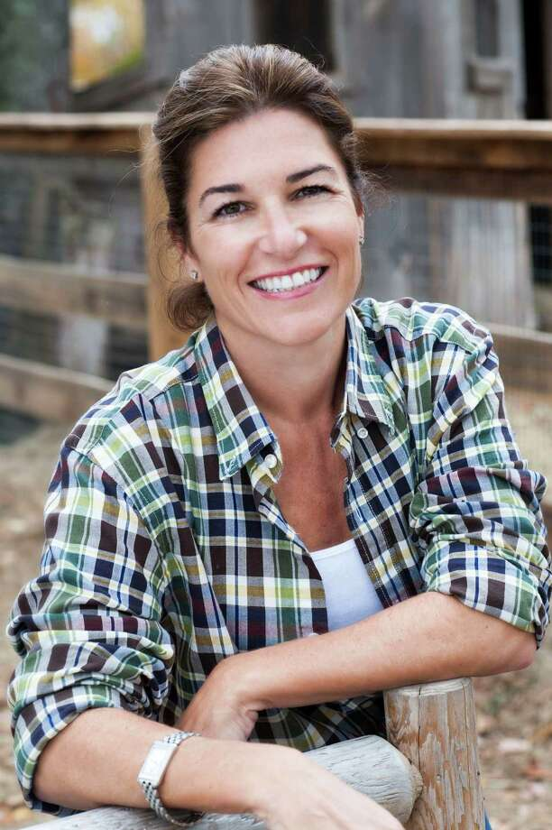 "Christy Colasurdo and co-author Tracey Medeiros will launch their latest, ""The Connecticut Farm Table Cookbook"" at the Fairfield University Bookstore. Photo: Contributed Photo /  Fairfield Citizen contributed"