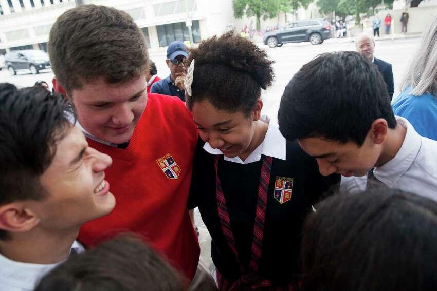 10. Cornerstone Christian Schools Overall experience: 3.5 of 5 Student-teacher ratio: 10:1 Diversity: A