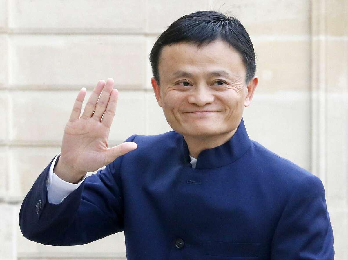 2. Jack Ma - Alibaba CEO