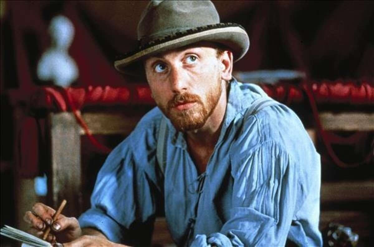 """Tim Roth as Vincent Van Gogh in """"Vincent & Theo."""""""