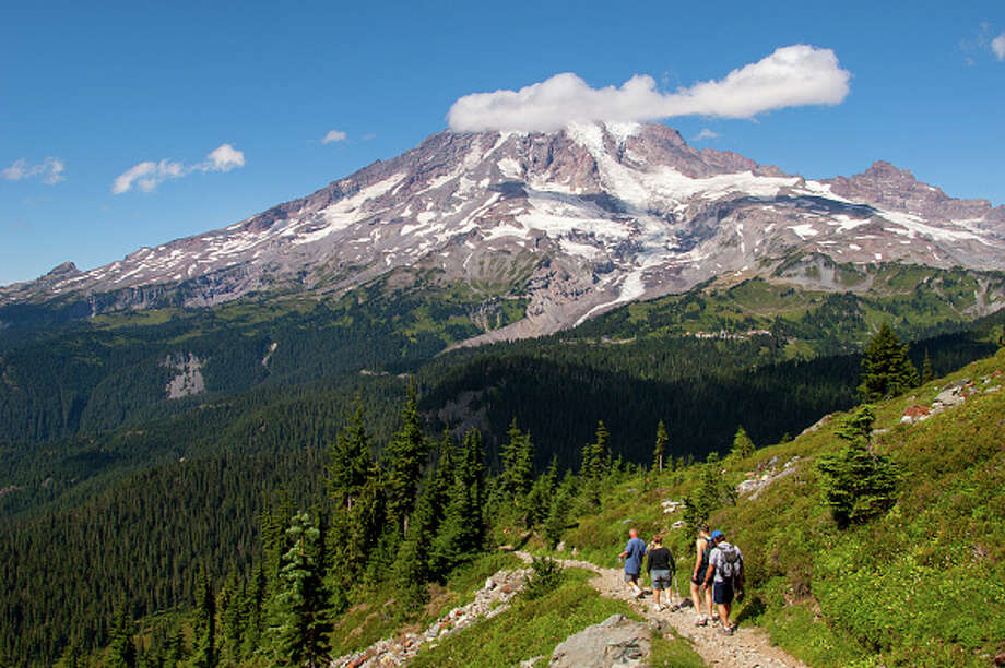 """Washington's natural beauty is arguably its greatest asset. Neighborhood ranking site Niche says it knows where the best places are to live if you're a nature nerd. (Note: """"Close"""" means within 200 miles for national forests and parks, 100 miles for state forests and parks.) Read on for the top picks. Photo: Wolfgang Kaehler, LightRocket Via Getty Images / © 2007 Wolfgang Kaehler"""