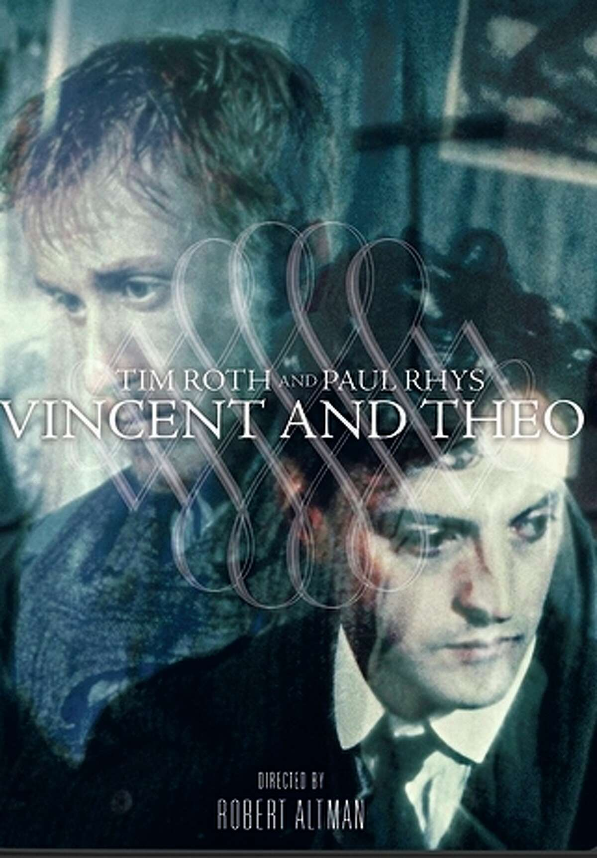 """Blu-ray cover: """"Vincent & Theo"""""""