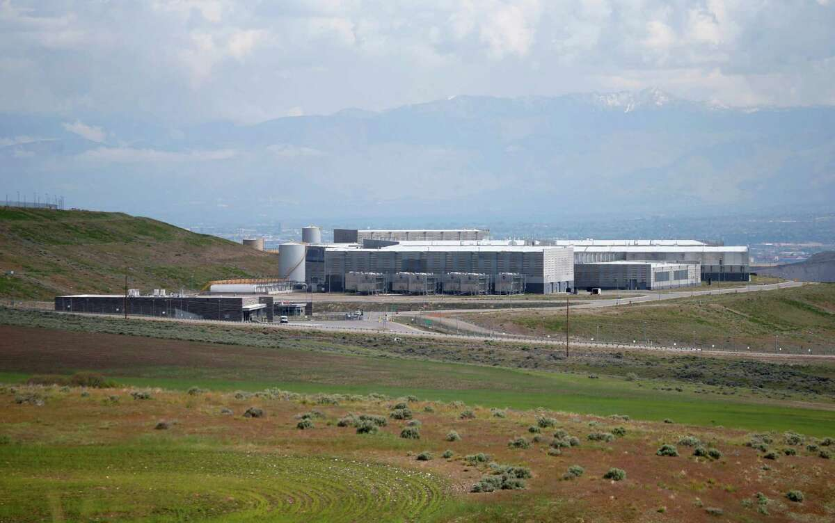 BLUFF DALE, UT - MAY 7: The NSA's new spy data collection center is seen just south of Salt Lake City May 7, 2015 in Bluffdale, Utah. Reportedly, the center is the largest of its kind with massive computer power for processing data. A New York Court of appeals ruled that the NSA's bulk collection of phone data is illegal. (Photo by George Frey/Getty Images ORG XMIT: 553184809