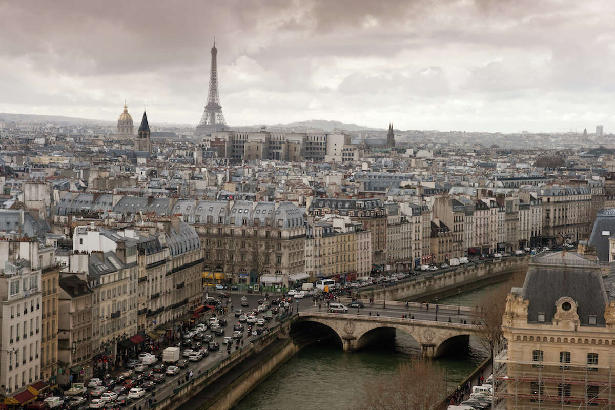 15. Paris Average software engineer salary: $55,000 Change from 2015: Not available