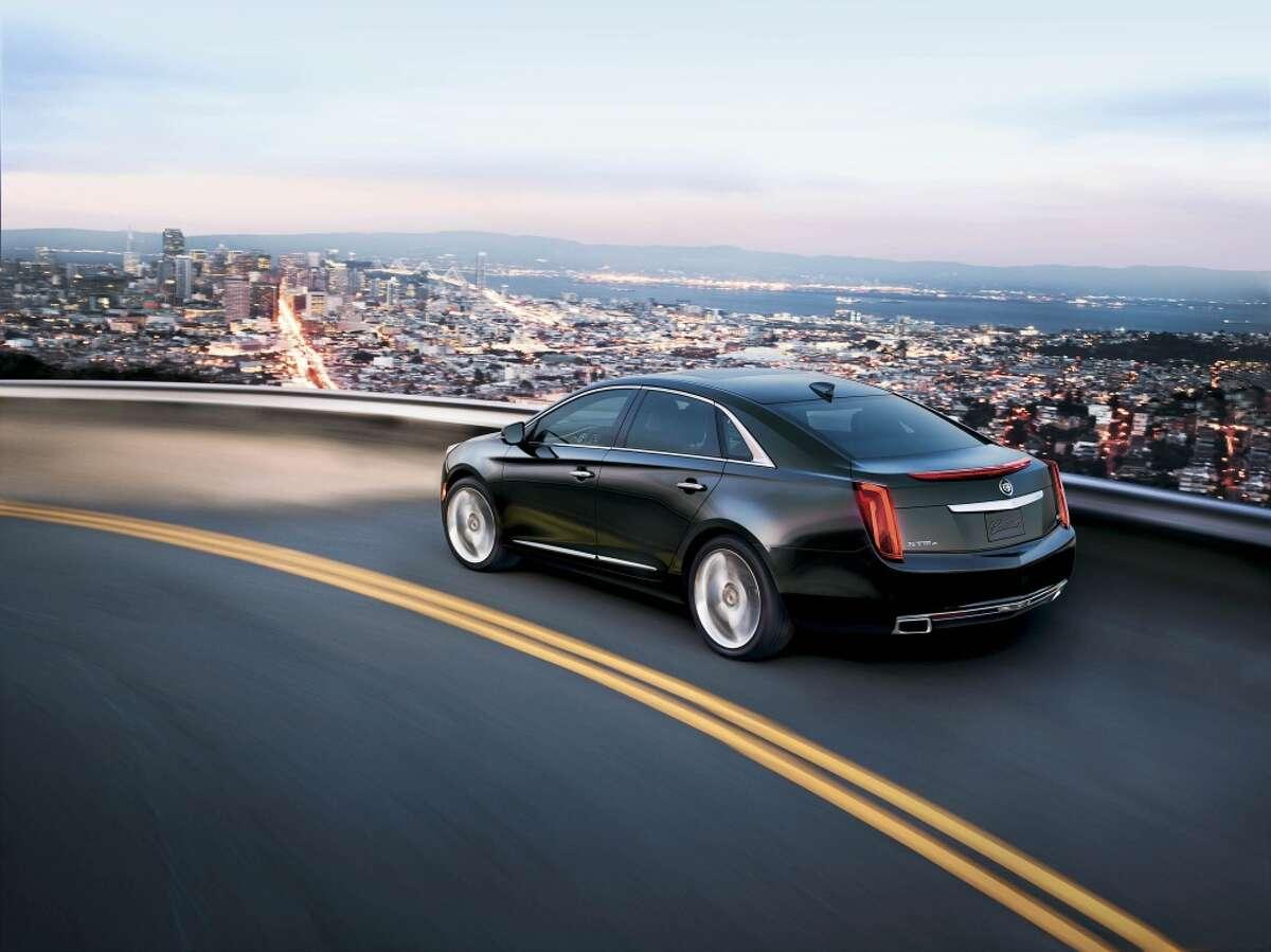 10. Cadillac XTS Average new car price: $61,330 Average 3-year used price: $29,589 Depreciation: 52.1%