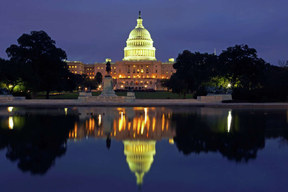 Washington, D.C. Wasted Commuter Hours: 82 Additional Commuter Expense: $1,834
