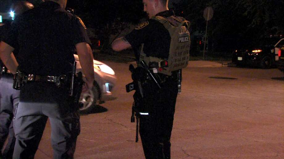 A man was arrested Thursday night following a SWAT situation near downtown. Photo: 21 Pro Video