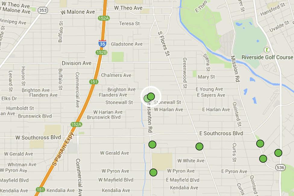 MARY LOU'S CAFE: 1002 PLEASANTON RD San Antonio , TX 78214 Date: 04/30/2015 Demerits: 14