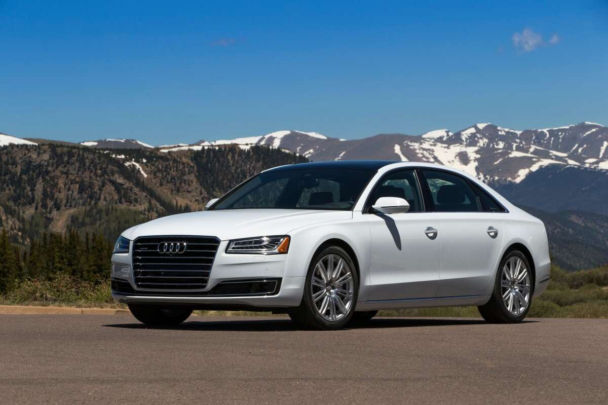 Audi A8 LMSRP : $81,400 | Consumer Reports had mostly praise for this luxury sedan, which lost some points for its relatively small trunk and complex controls.