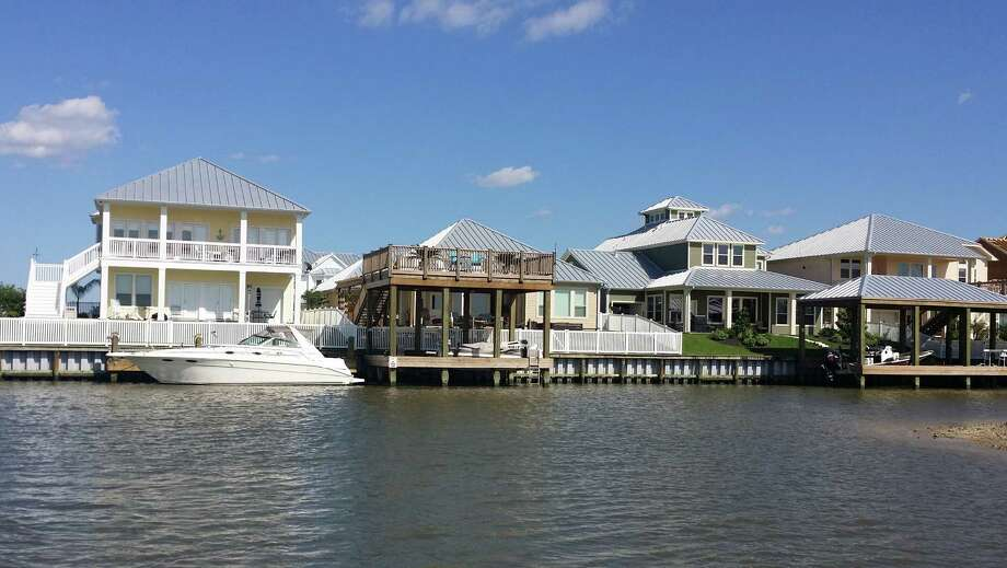 Grand Cay Harbour A Place To Live Fish Houston Chronicle