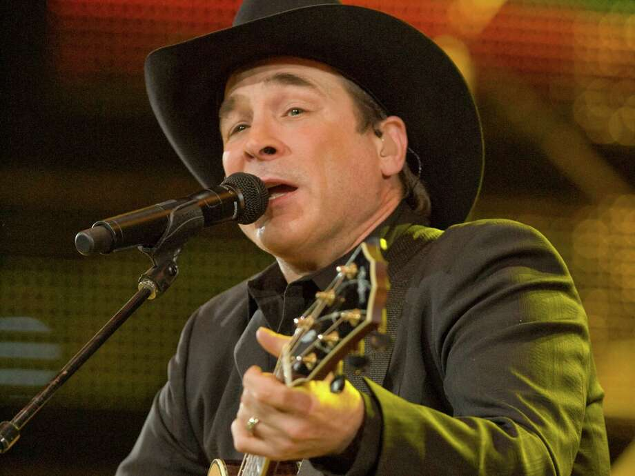 Clint Black and Josh Turner will headline Freedom Over Texas on July 4. Photo: Steve Campbell, Staff Photographer / Houston Chronicle